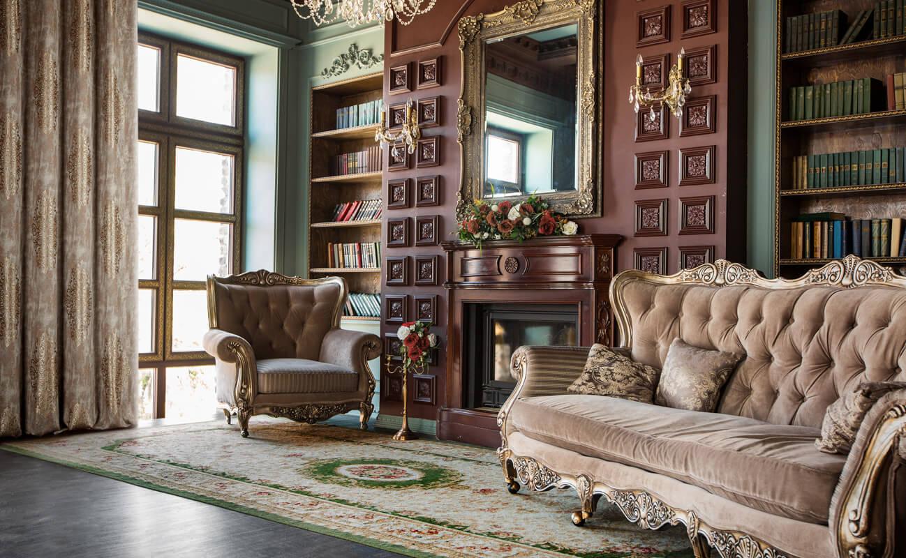 Jak urządzić dom w stylu wiktoriańskim?