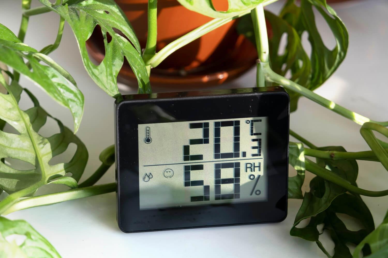 Jaka powinna być wilgotność w domu